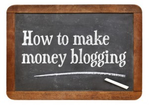 how to make money from an online blog