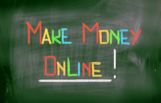 make money from an online business