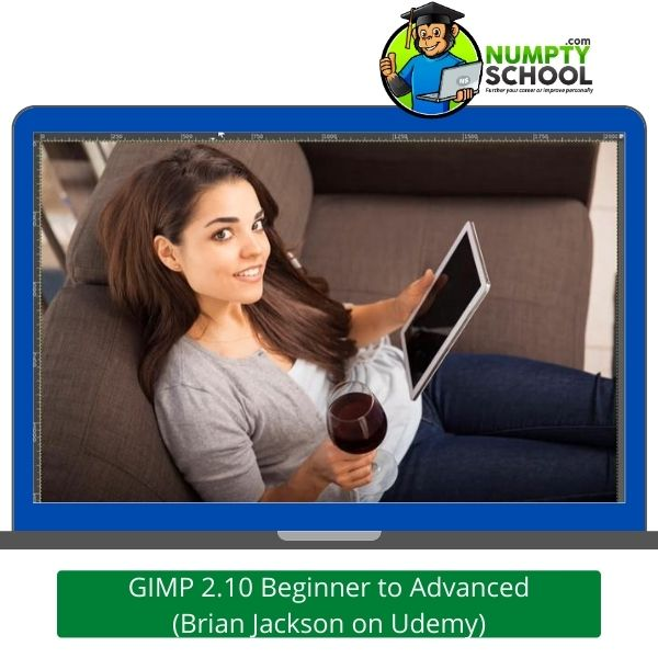 GIMP Beginner to Advanced - Brian Jackson