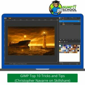 GIMP Top 10 Tricks and Tips - Christopher Navarre