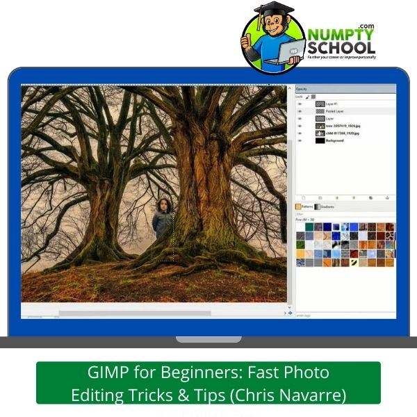 GIMP for Beginners Fast Photo Editing Tips - Chris Navarre