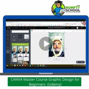 CANVA Master Course Graphic Design for Beginners (Udemy)