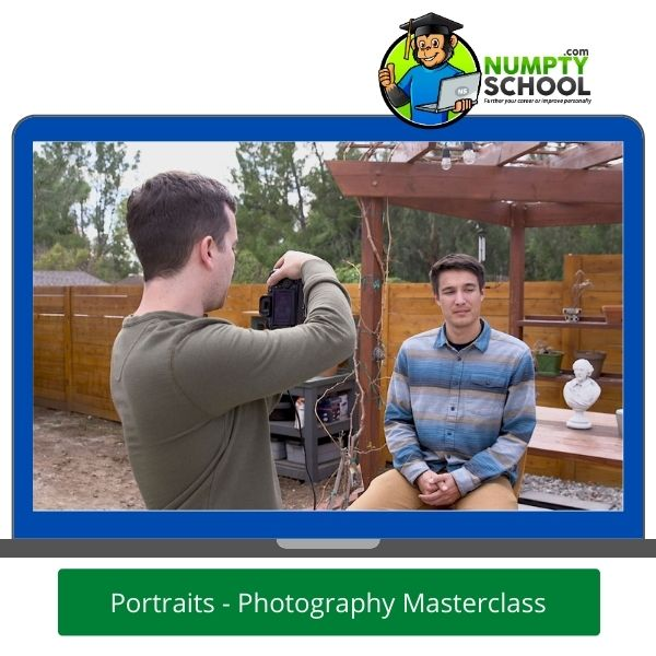 Portraits - Photography Masterclass Udemy
