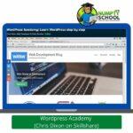 Wordpress Academy Step by Step Course