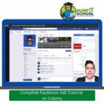 Complete Facebook Ads Tutorial on Udemy