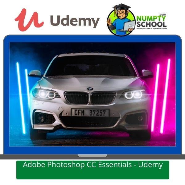 Adobe Photoshop CC Essentials - Udemy