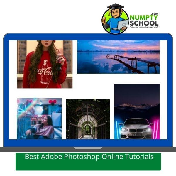 Best Adobe Photoshop Online Tutorials