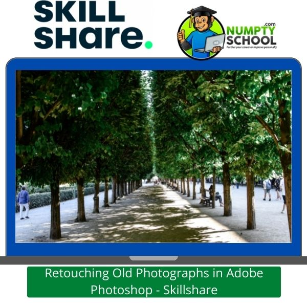 Retouching Old Photographs in Adobe Photoshop - Skillshare