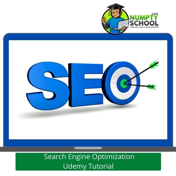 Search Engine Optimization Udemy Tutorial