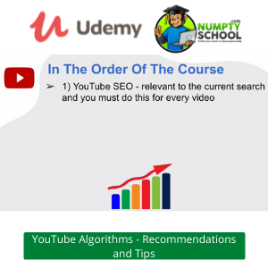 YouTube Algorithms - Recommendations and Tips